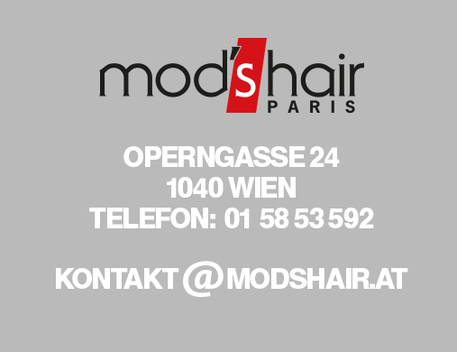 Ihr mod's hair Salon in Wien